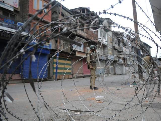 Kashmir protests,\Separatists,Burhan Wani