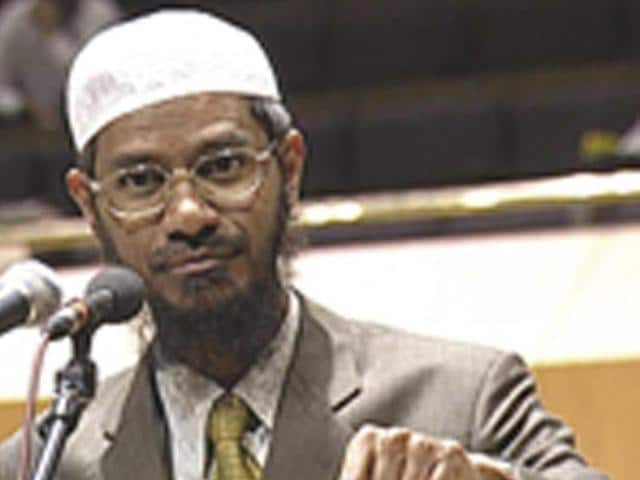Bangladesh has banned his Peace TV, saying it incited the attack on a Dhaka café in which 22 people were gunned down.