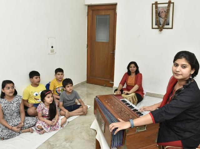 Music helped Shriya Rastogi handle her behavioural issues and social anxiety.