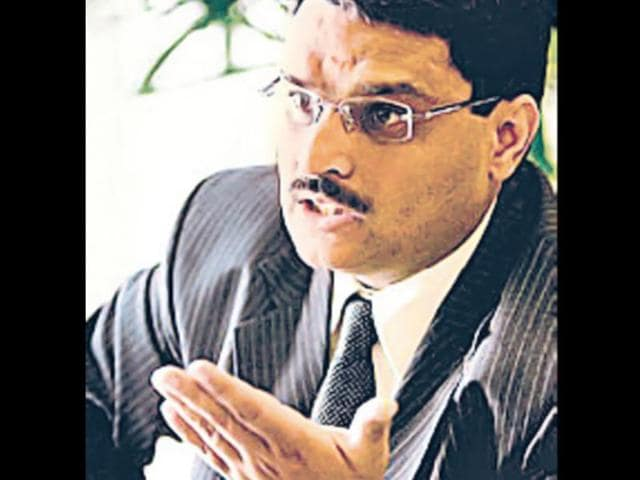 The Mumbai zone unit of the Enforcement Directorate has arrested Financial Technologies India Ltd founder Jignesh Shah in a money laundering case.(HT File Photo)