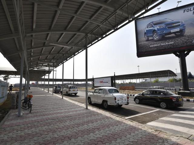 Terminal 1 of IGI Airport is  built on an area of 53,000 square metres. After  expansion, it will be spread over 133,000 square metres. Ten aerobridges are likely to be constructed and the number of boarding gates will increase from eight to 25.