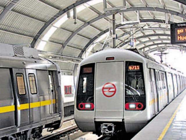 Central Industrial Security Force (CISF), which is responsible for the security of Delhi metro, realised the man was causing nuisance when he was pushed out of a metro train by passengers at east Delhi's Shastri Park metro station.