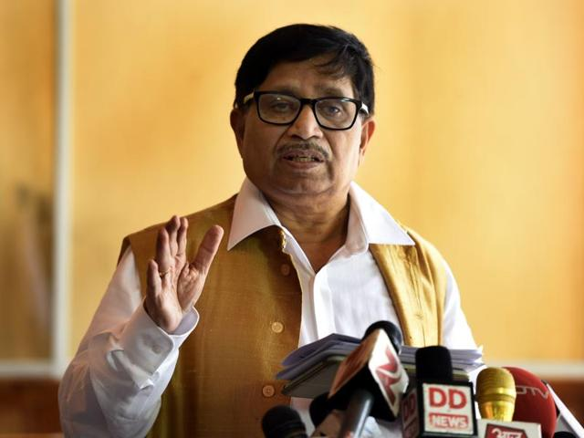 Congress MP Shantaram Naik was named as the head of the PAC's sub-group on defence.