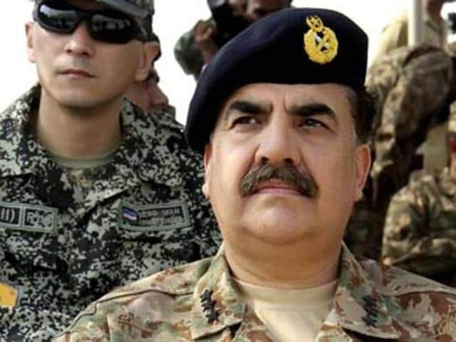 Pakitan Army chief