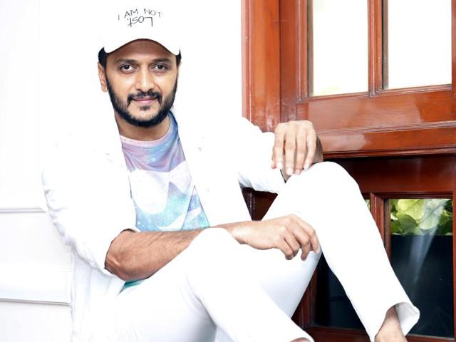 Bollywood actor Riteish Deshmukh has produced two Marathi films, BalakPalak and Lai Bhaari, in the past.