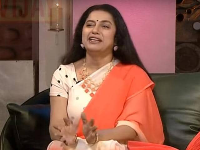 Suhasini is currently busy writing the dialogues for the Tamil remake of Hindi hit, Queen.