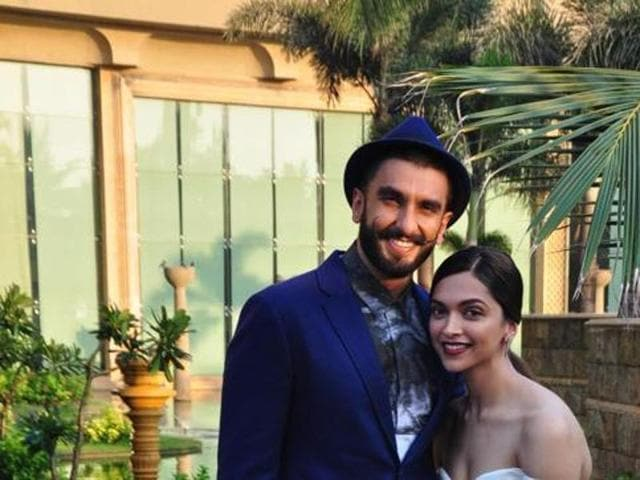 Actor Ranveer Singh and rumoured girlfriend Deepika Padukone were reportedly off for a vacation in Austria. (HTPhoto)