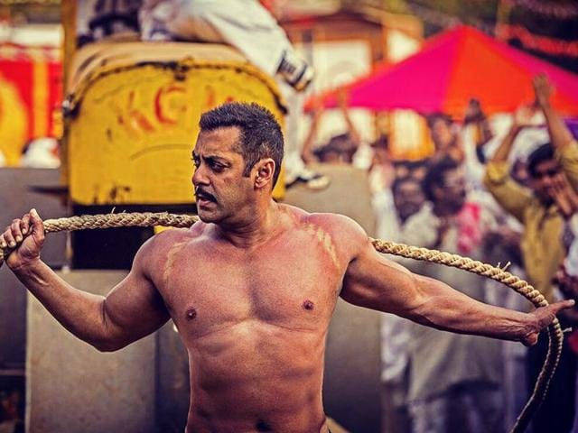 In Sultan, Salman Khan plays a wrestling champion from Haryana.