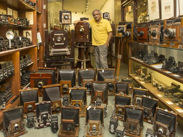 Cameras made between 1880 and 1990 will be on the display at 'The Museo Camera – Centre of Photography'