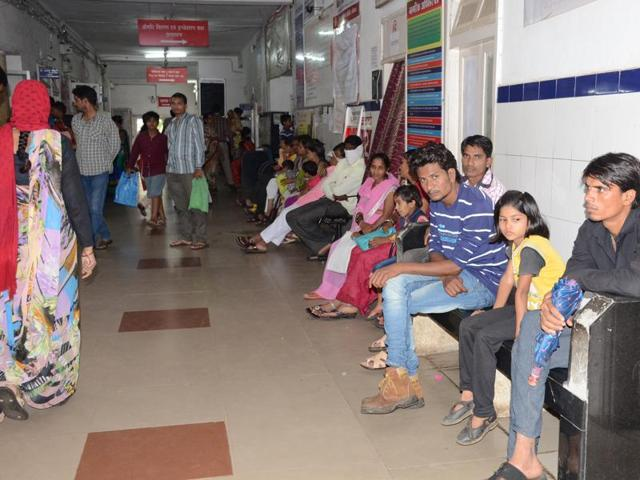 People suffering from diarrhoea are swarming hospitals in the state.