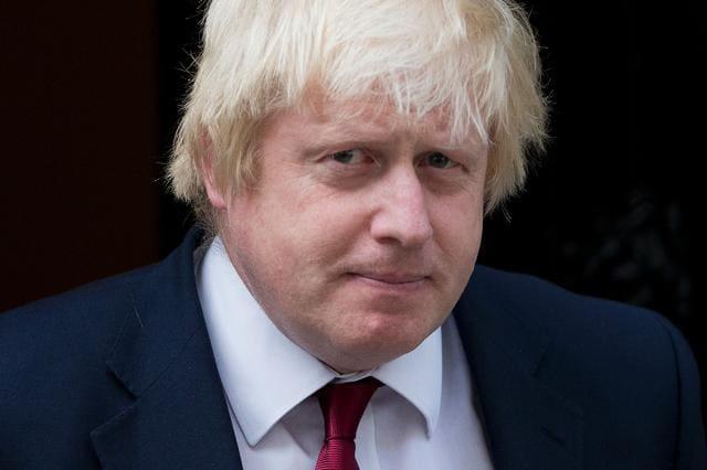 Boris Johnson,Brexit,UK foreign minister