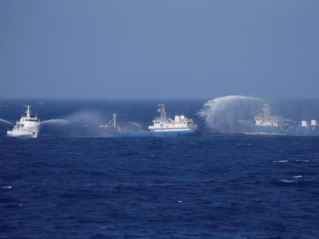 South China Sea controversy,India on South China Sea ruling,UNCLOS