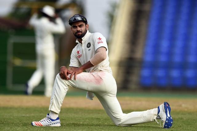 Apoor showing in West Indies could see India fall behind Pakistan in the Test rankings.