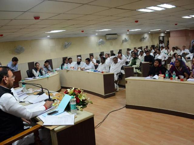 The Ghaziabad municipal corporation has proposed two major proposals of levying user-charges on solid waste collection and encroachment by-laws in their board meeting scheduled on Thursday.