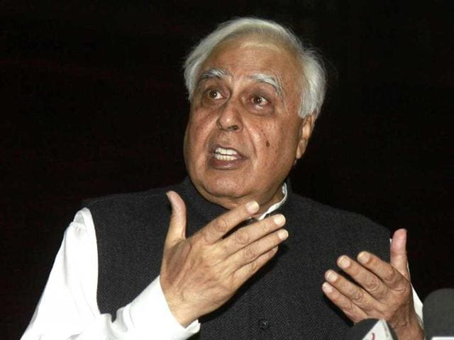 Senior Congress leader Kapil Sibal has asked for a thorough investigation into 'how Congress legislators were weaned away to support a new formulation'.