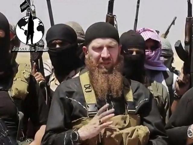 Islamic State,Omar al Shishani,Amaq news agency