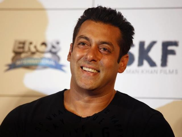 Salman Khan caused a public uproar by telling reporters that shooting his new film