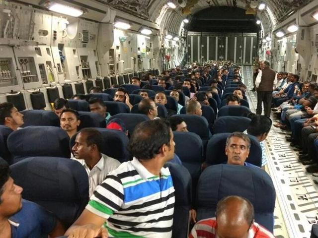Over 500 Indians will be evacuated from war-torn Sudan. Over 140 nationals were airlifted on Thursday, July 14, 2016.