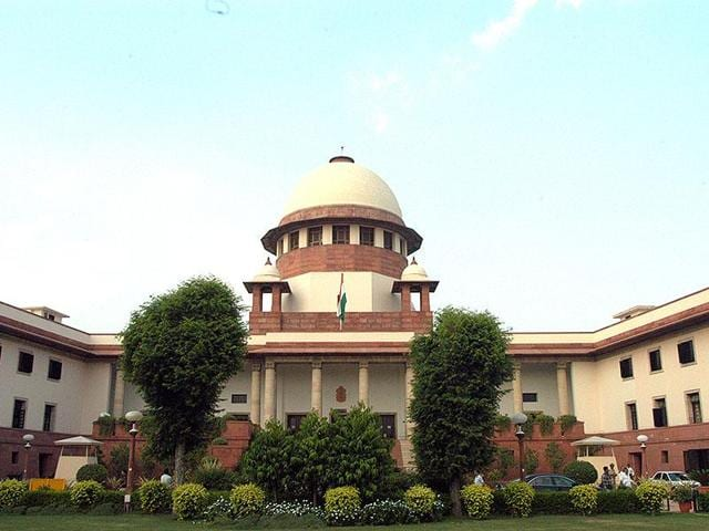 Supreme Court pronounced its verdict on the constitutional validity of the controversial Section 66A of the Information Technology (IT) Act. (Sunil Saxena/HT File Photo)