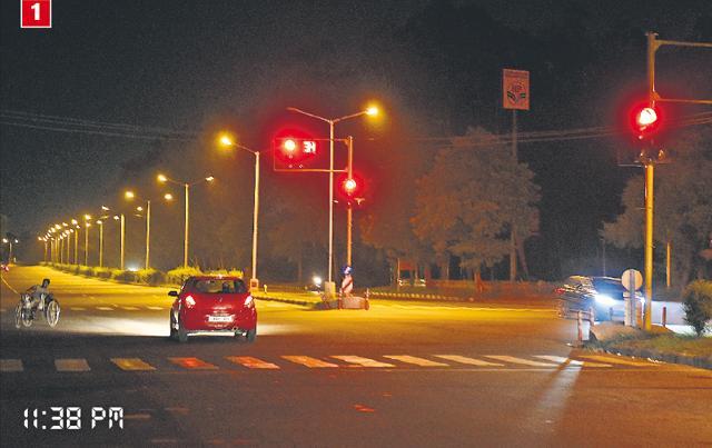 Road safety,Chandigarh,City Beautiful