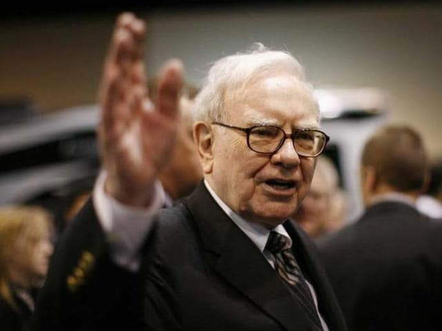 Warren Buffett, 85, remains the world's third-richest person, according to Forbes magazine.
