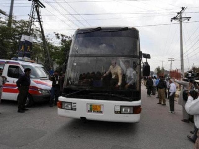 Pakistan has largely been shunned by teams since 2009 when gunmen attacked a bus carrying Sri Lankan cricketers, injuring six players and killing six security personnel and two civilians.