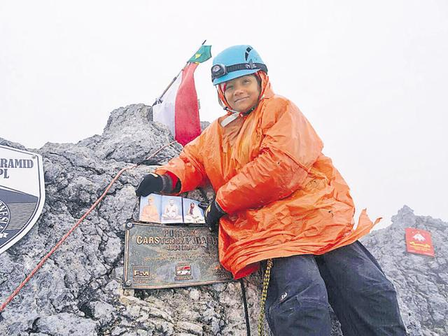 Arunima claims it was her toughest climb till now.