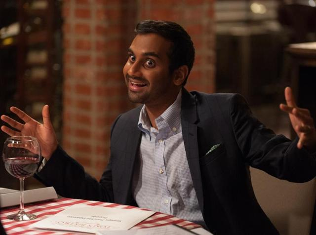 Aziz Ansari has been nominated for Emmys in Lead Actor, Write and Director categories for his TV series, Master of None.