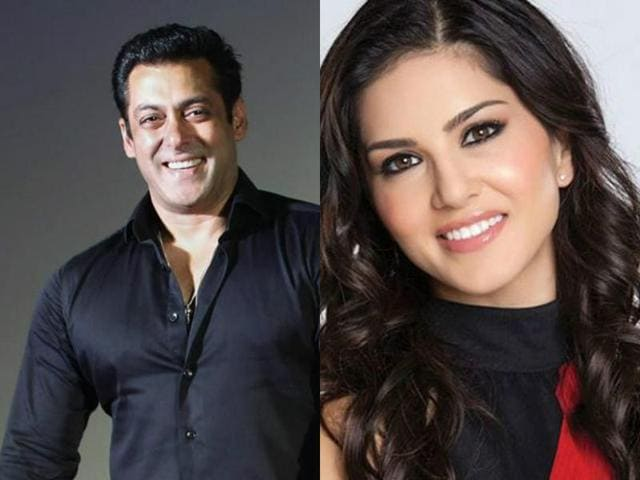 Sunny Leone rules Bollywood with her stunning looks and foot tapping item numbers while Salman Khan has a characteristic style that makes him the king of the box office.