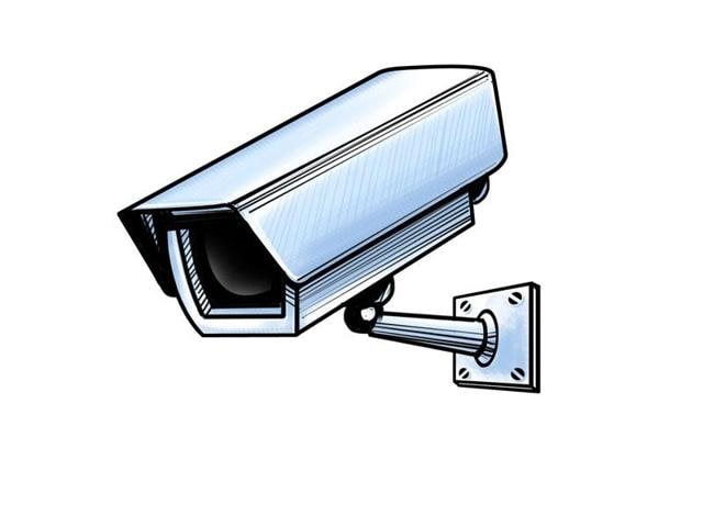 CCTV cameras at police stations in MP