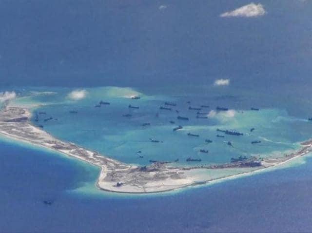 South China Sea conflict,South China Sea,China