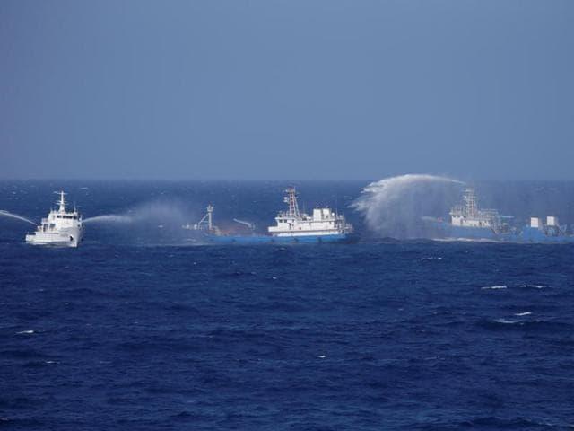 South China Sea,China,India