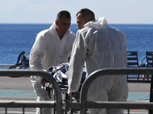 Nice 'terror attack',Bastille Day crowd,France attack live updates
