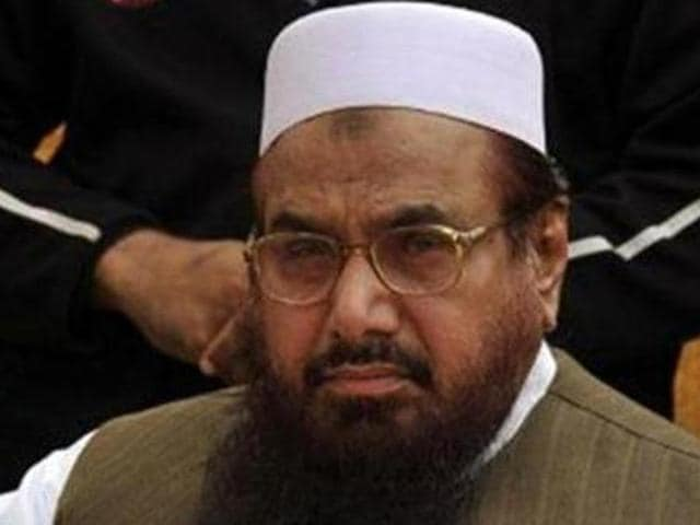 File photo of Lashkar-e-Taiba (LeT) chief Hafiz Saeed