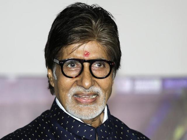 """Amitabh Bachchan will be the face of the """"City Compost Campaign"""" under Swachh Bharat Mission."""