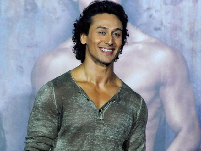 Bollywood,Tiger Shroff,Student Of The Year