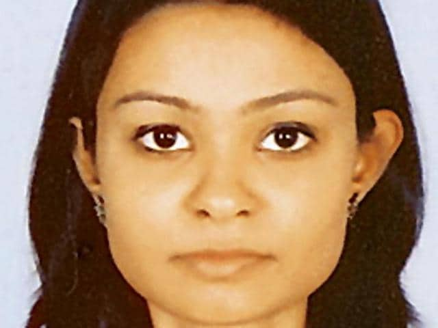 File photo of Jigisha'a parents Savita Ghosh and Jaganath Ghosh.