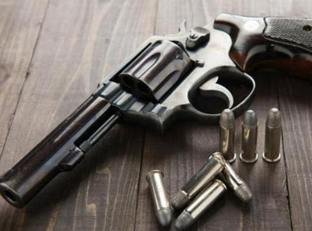 An ASI shot himself dead with his service revolver.
