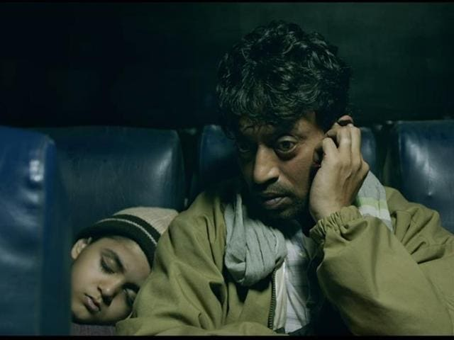 Irrfan Khan and the child artist in Madaari developed a bond and throughout the shoot of the film and Irrfan went out of his way to make him feel comfortable.