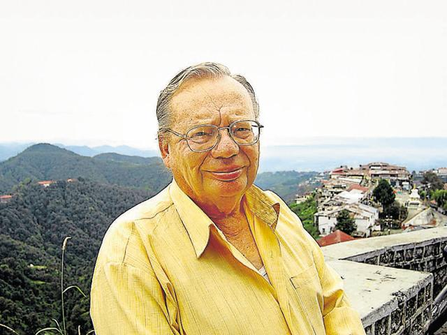 Ruskin Bond's autobiography is set to be released by December this year.
