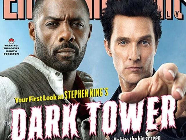 The Dark Tower is scheduled for a February, 2017 release.(EW)