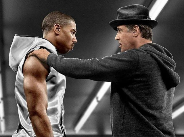 """I think we're definitely going to see a Creed 2."""