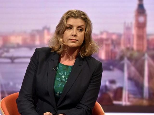 Theresa May named lawmaker Penny Mordaunt as a junior minister in the country's work and pensions department.