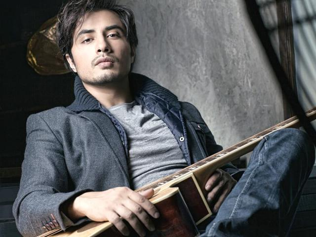 Actor Ali Zafar was left shocked when a female fan posted a letter to him written in blood.