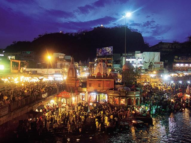 Suspected Islamic State sympathisers allegedly planned to hit pilgrimage town Haridwar.is