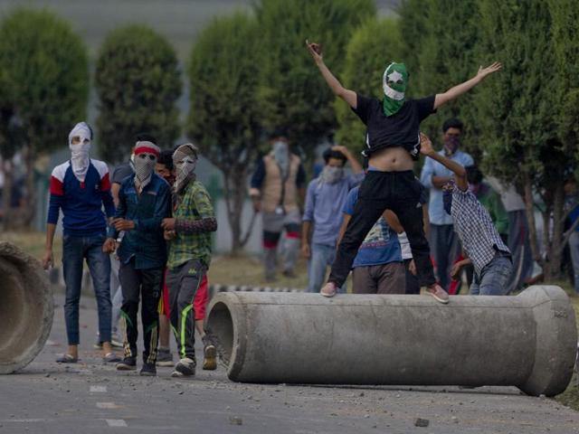 Kashmir protests,Death toll,Security forces