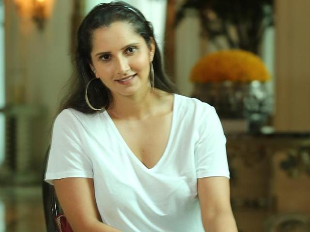 Tennis ace Sania Mirza was in the Capital to launch her autobiography Ace Against Odds, on Friday. She felt she needed to write the book because there is a lot that has been said about her by others.
