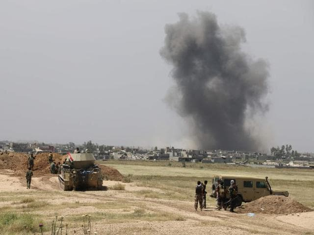 US forces use Incirlik to launch bombing missions against Islamic State targets in Syria and Iraq. They have notably deployed drones, Prowler electronic warplanes and A-10 ground attack aircraft from the base.