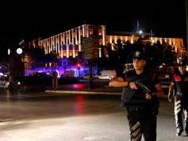Coup attempt in Turkey,Binali Yildirim