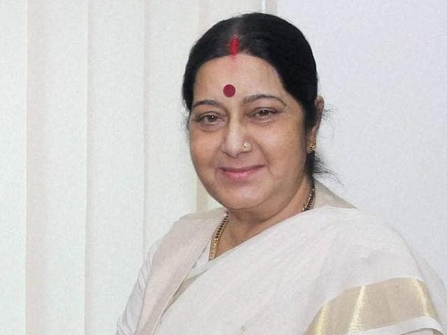 External affairs minister Sushma Swaraj said she was in touch with Indian consulate general in New York which was providing all assistance to the family.